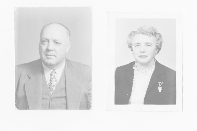 Earle and Florence Phillips