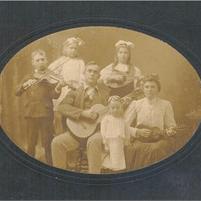 sorrells family portrait