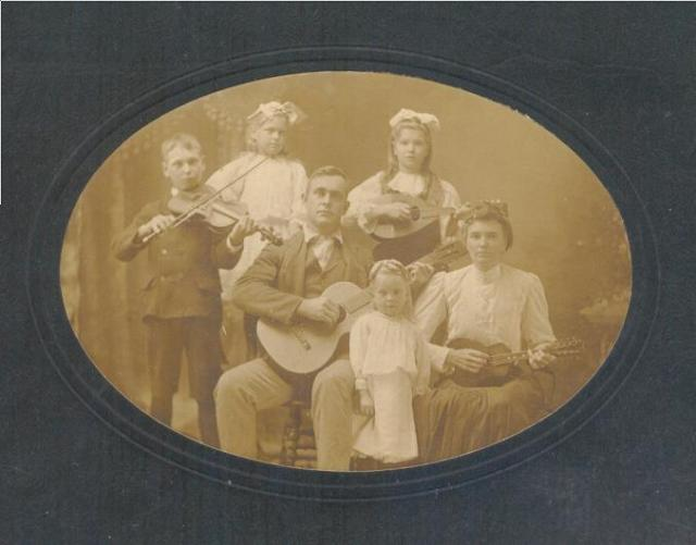 van sorrells family