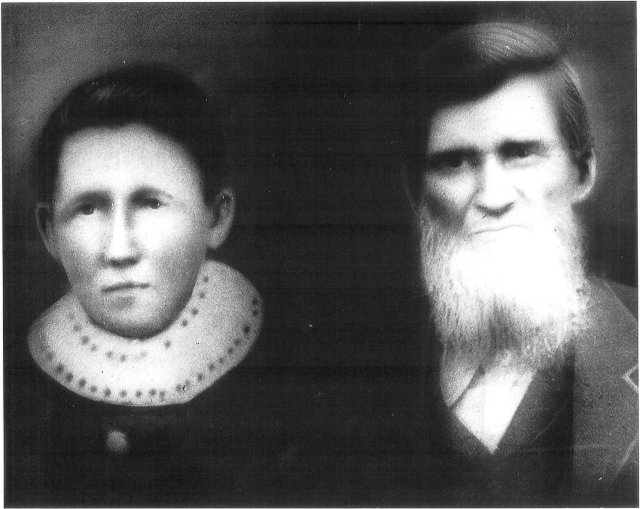 george washington amos and mary jane carter