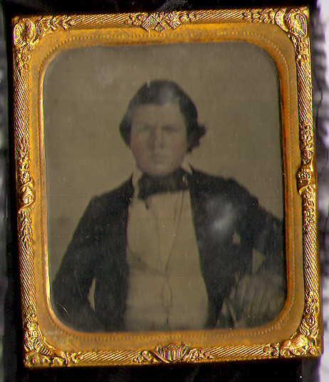 GW Amos at age 18